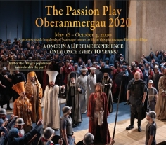 THE PASSION PLAY OBERAMMERGAU 2020 GERMANY