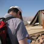 ISRAEL STUDY TOUR WITH PROFESSOR YUEHAN FU