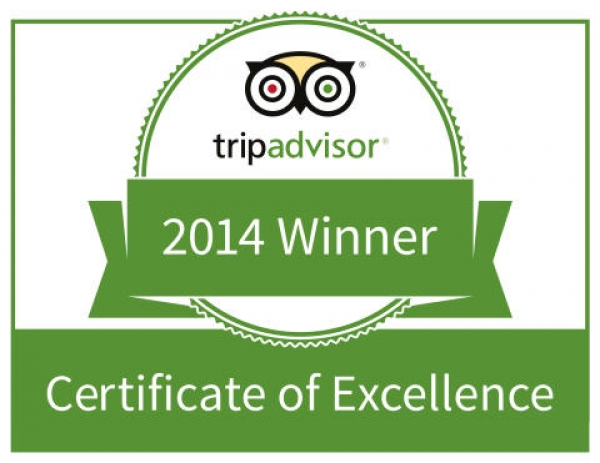 trip-adivsor-2014-certifciate-of-excellence